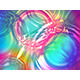 Water Wave Radial Ripple Rain Color Background