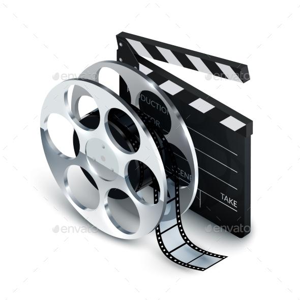 Cinema Concept - Miscellaneous Vectors