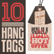 Summer Sales Related Vintage Hang Tags - GraphicRiver Item for Sale
