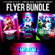 Flyer Bundle Deluxe 4 (Flyer Template 4x6) - GraphicRiver Item for Sale