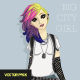 Big City Girl Vector Pack - GraphicRiver Item for Sale