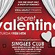 Secret Valentine Flyer - GraphicRiver Item for Sale