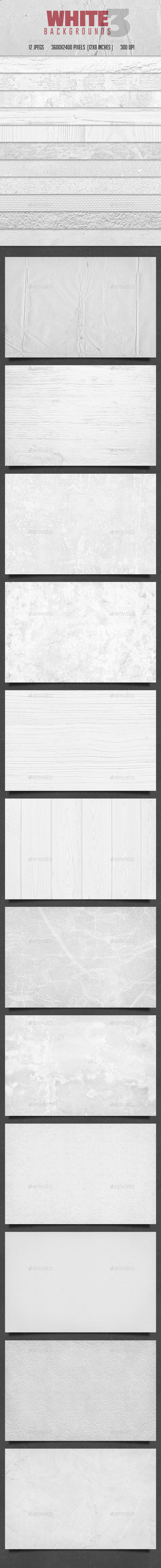 White Backgrounds Col 3 - Backgrounds Graphics