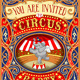 Poster Invite for Circus Party with Elephant - GraphicRiver Item for Sale