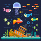 Sea Life - GraphicRiver Item for Sale