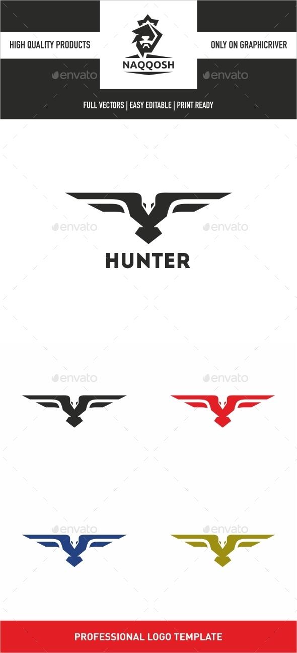 Hunter - Logo Templates