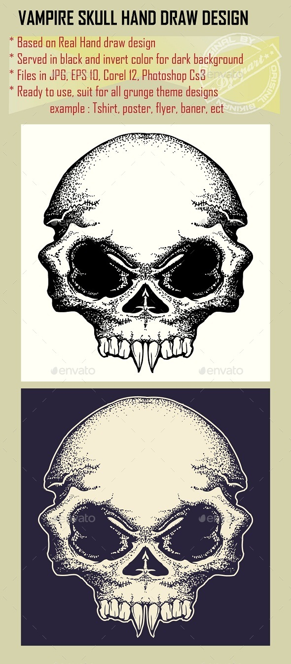 Vampire Skull - Miscellaneous Characters