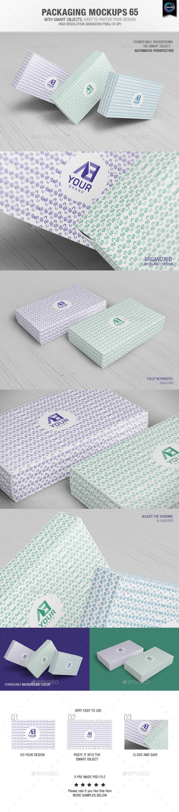 Packaging Mock-ups 65 - Packaging Product Mock-Ups
