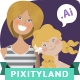 Pixity Character Creator Kit - GraphicRiver Item for Sale