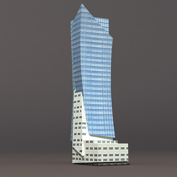Skyscraper #10 - 3DOcean Item for Sale