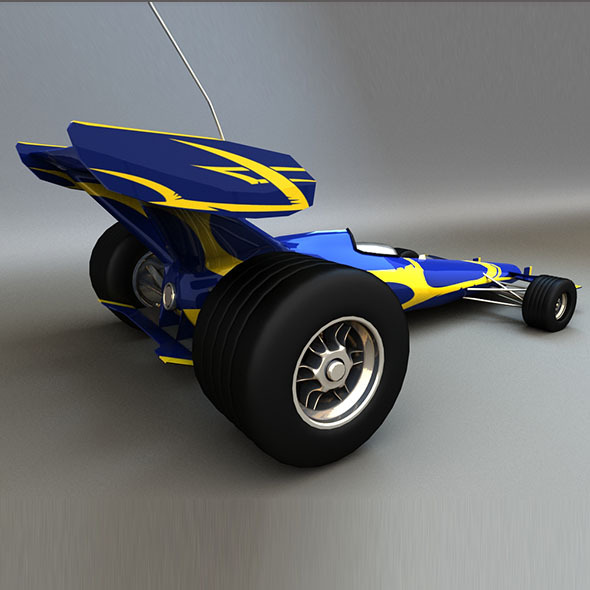 RC F1 - 3DOcean Item for Sale