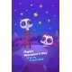 Panda Couple on ladder Catching a Star - GraphicRiver Item for Sale