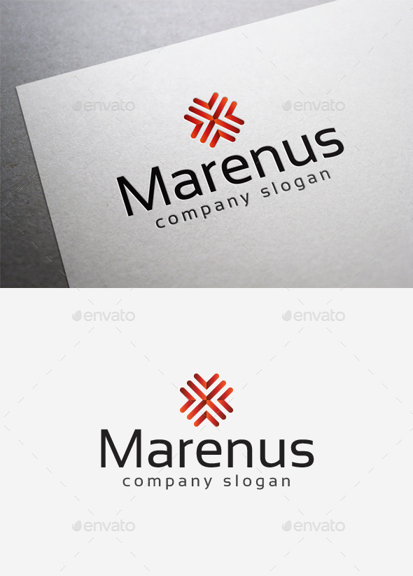 Marenus Logo - Abstract Logo Templates