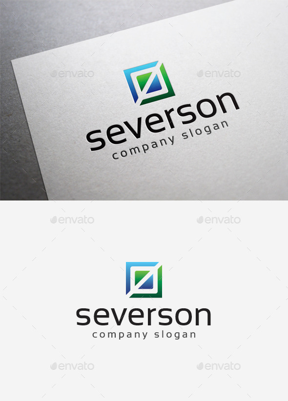 Severson Logo - Abstract Logo Templates