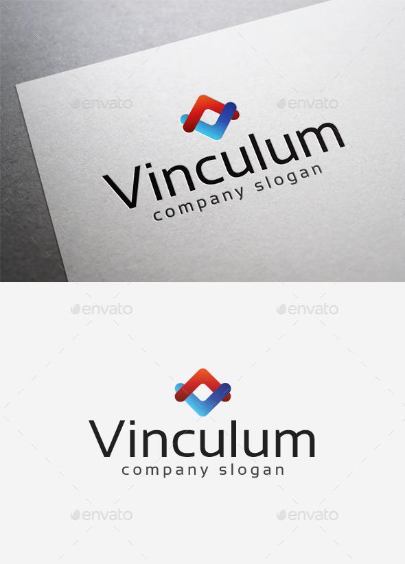 Vinculum Logo - Letters Logo Templates