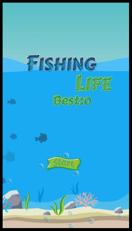 Fishing Life-Html5 Game