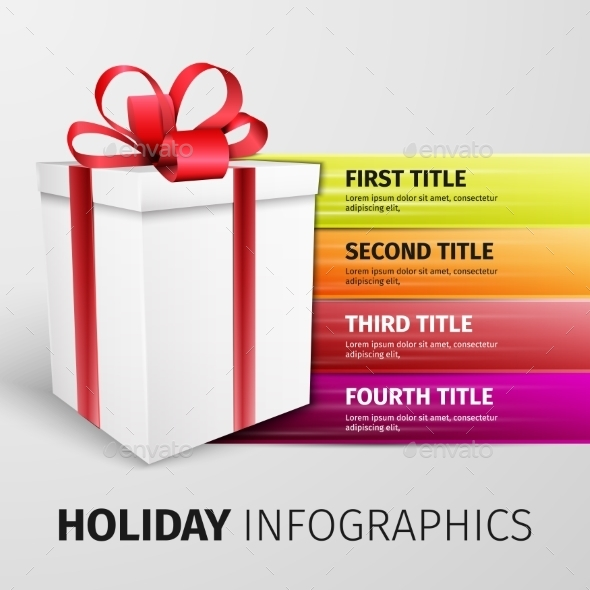 Holiday Infographics - Birthdays Seasons/Holidays