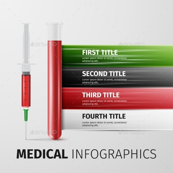 Medical Infographics - Web Technology