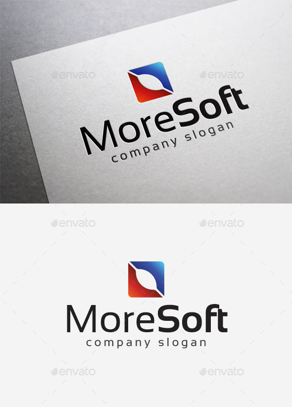 More Soft Logo - Abstract Logo Templates