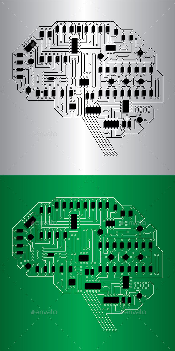 Electronic Brain - Concepts Business