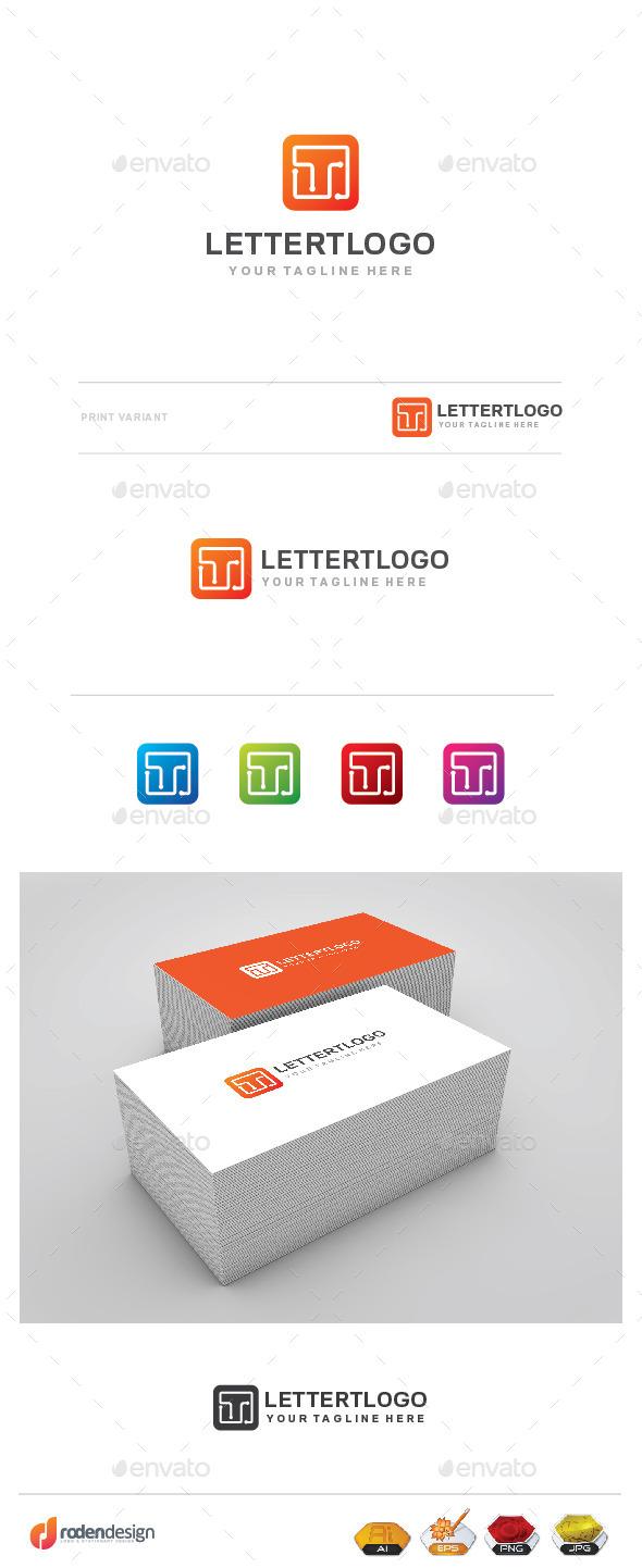 Letter T Logo - Letters Logo Templates