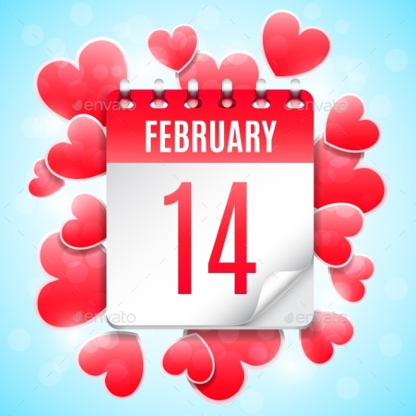 Valentines Day Date Concept - Valentines Seasons/Holidays