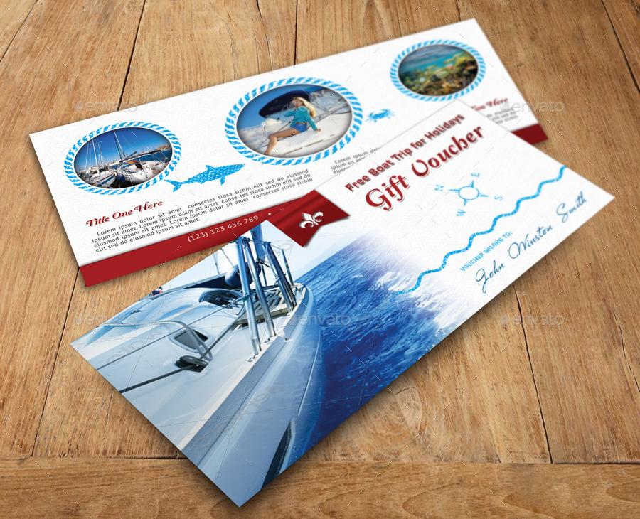 Yacht club voucher template 04 by 21min graphicriver yacht club voucher template 04 toneelgroepblik Images