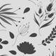 Floral Grey Patterns Set - GraphicRiver Item for Sale