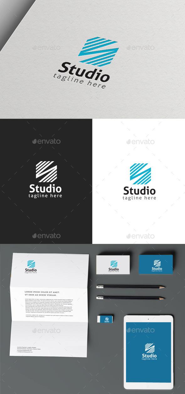 Studio Logo - Symbols Logo Templates