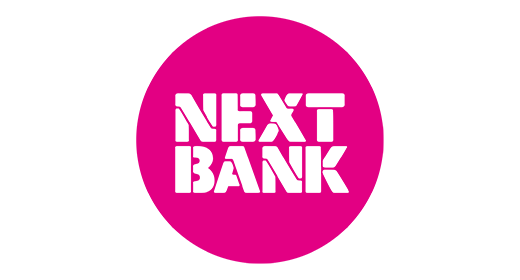Next Bank Logo Sting