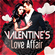 Valentine's Love Affair - GraphicRiver Item for Sale