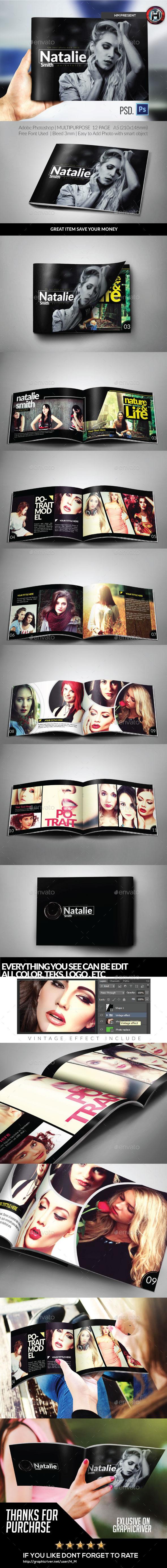 Multipurpose Catalogs / Brochure / Portfolio - Portfolio Brochures