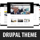 Smart Business Company Drupal 6 Theme Nulled