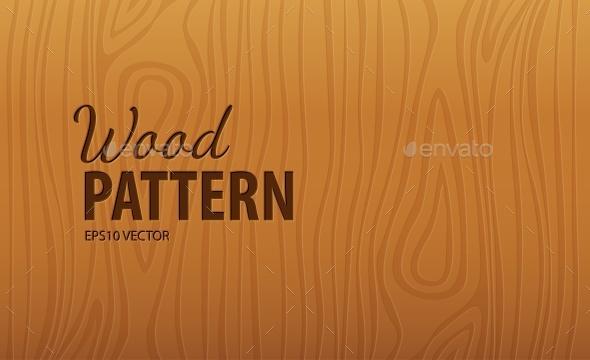 Wooden Texture Background - Backgrounds Decorative