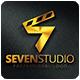 Seven Studio Logo Template - GraphicRiver Item for Sale