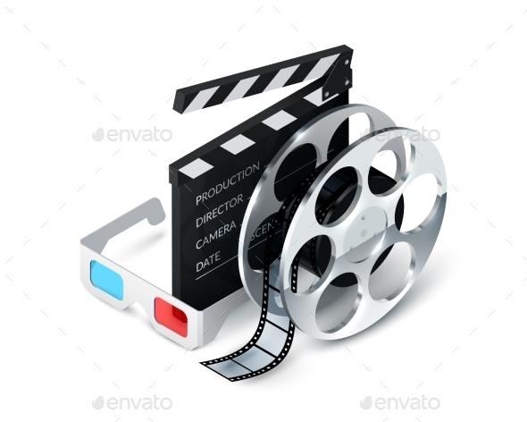 Cinema Concept Realistic - Technology Conceptual