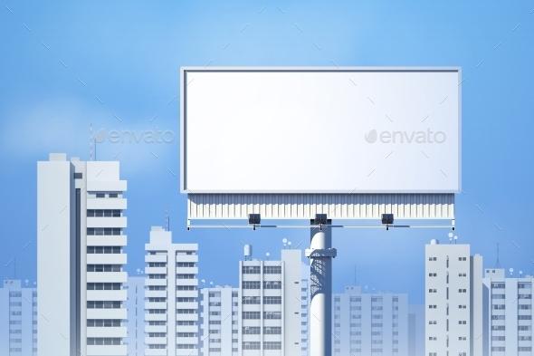 Outdoor Billboard - Miscellaneous Vectors