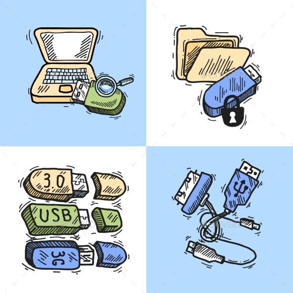 Usb Design Concept - Computers Technology