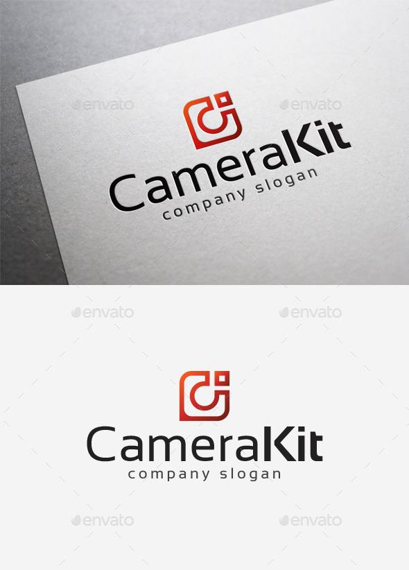 Camera Kit Logo - Abstract Logo Templates