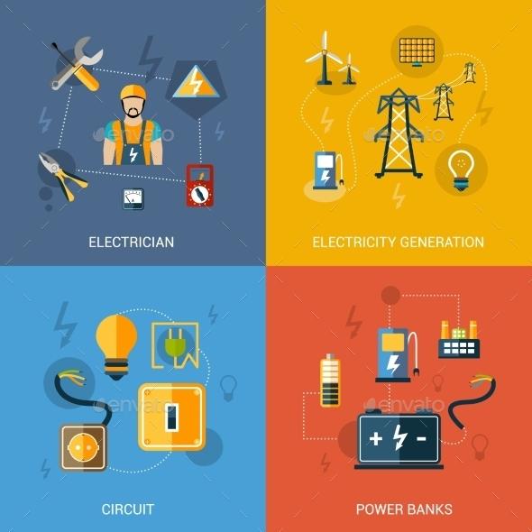 Electricity - Technology Conceptual