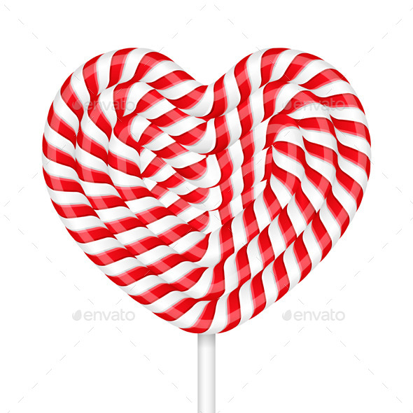 Sweet Heart - Objects Vectors