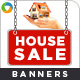 House Sale Banners - GraphicRiver Item for Sale