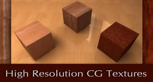Wood CG Textures High Resolution