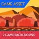 2 Game Vackground - GraphicRiver Item for Sale