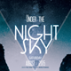 Night Sky Party Flyer - GraphicRiver Item for Sale