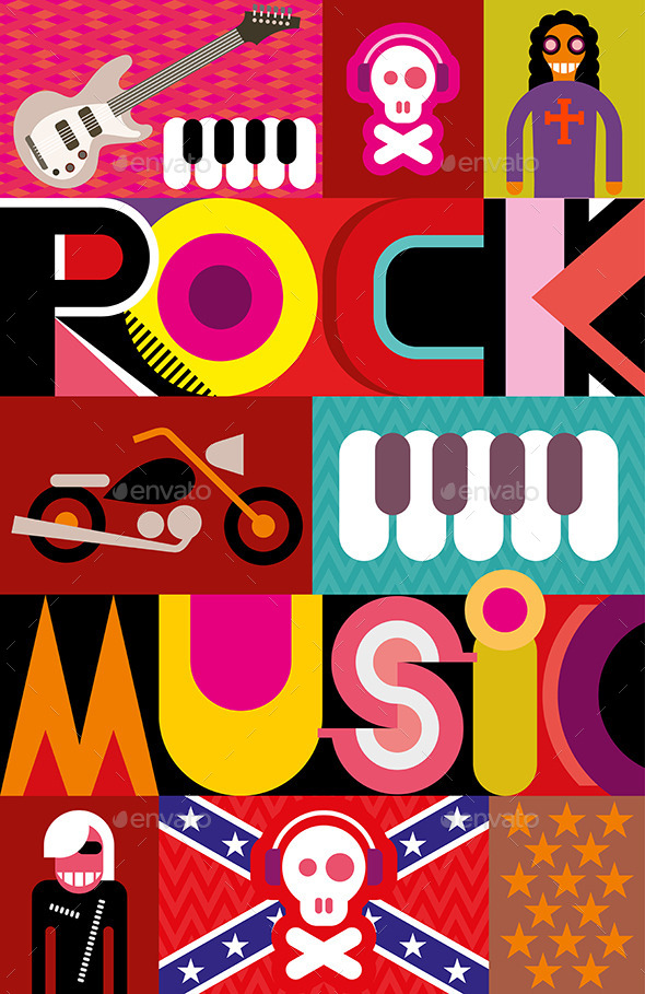 Rock 1 Pre And Roll Music Hippie