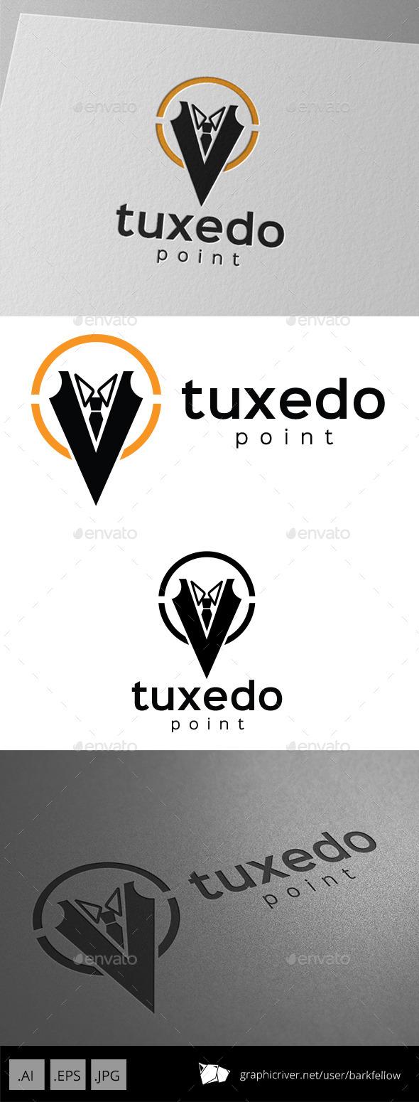 Tuxedo Point Logo - Symbols Logo Templates