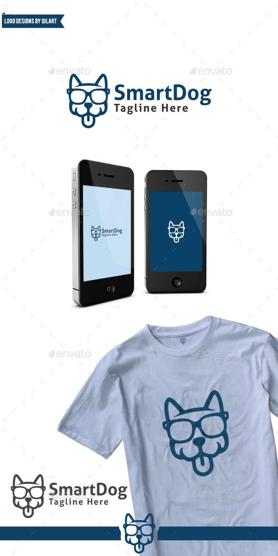 SmartDog - Animals Logo Templates