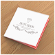 Square Greeting Card Mockup - GraphicRiver Item for Sale