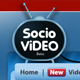 Socio Video Theme Nulled